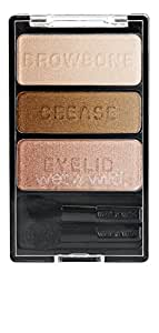 Color Icon Eyeshadow Trio, Walking On Eggshells