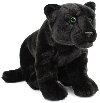 wwf-plusch-kollektion-wwf12697-pluschfigur-panther-40-cm-pluschtiere