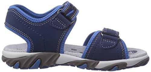 Superfit  MIKE 2, Sandales pour garçon Bleu - Blau (WATER 87)