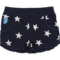 Zunstar Jane - Pantalones cortos de náutica para niña, color Azul (Navy/Sand), talla UK: Talla 134/140