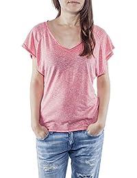 Ella Manue Frauen Oversize Shirt Bella