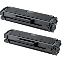2 Compatible Laser Toner Cartridges for Dell B1160, B1160W, B1163W, B1165NFW | 593-11108 HF44N 1,500 Pages