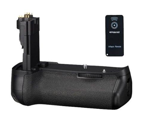Battery grip wireless della Polaroid per fotocamere digitali SLR Canon