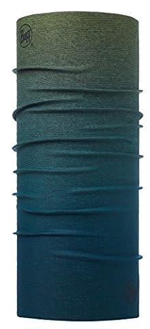 SET - BUFF® ORIGINAL Tissu tubulaire + UP® Ultrapower Tissu tubulaire   Multifunctional   Echarpe   Foulard   Fichu   Multi Chiffon   Respirante, Buff Design:419. NOD DEEP TEAL - 115188.710.10.00
