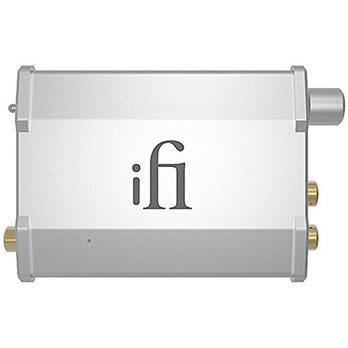 IFI Audio iDSDNano–Verstärker für Kopfhörer, Silber