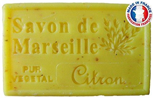 Savon de Marseille - Ecorce de Citron