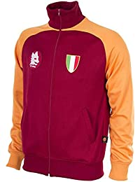 AS Roma 1983 Scudetto Chaqueta de Fútbol Retro ...