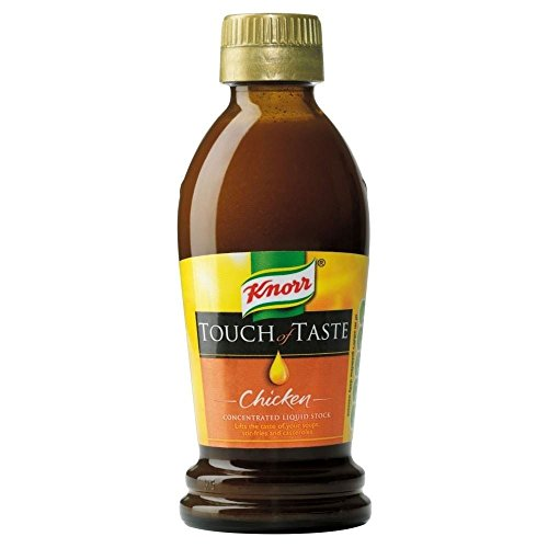 Knorr Touch of Taste concentré de bouillon de poulet (180ml) - Paquet de 2