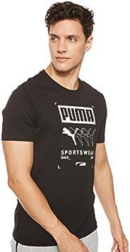 Puma Men's Box T-S