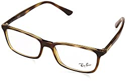 Ray-Ban Full Rim Shield Mens Spectacle Frame - (0RX7127II201253|53)