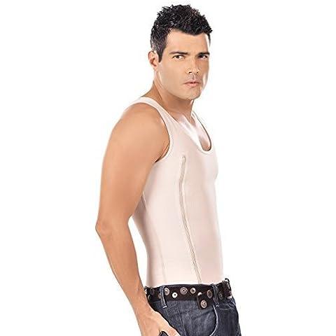 Man Control T-Shirt Faja Colombiana reductora moldeadora para hombre Shapewear by ShapEager