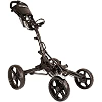 2014 Clicgear Model 8.0 Trolley Golf Pushcart Charcoal/Grey