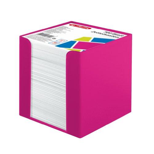 Preisvergleich Produktbild Herlitz 11365038 Zettelkasten, 700 Blatt, cool pink