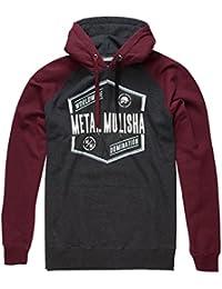 Sudadera con capucha Metal Mulisha Headcase Custom Negro