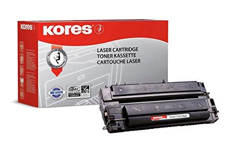 Kores Tonerkartuschen für Modell Laserjet 5P, 5MP, 6P, 6MP, 4000 Seiten, schwarz