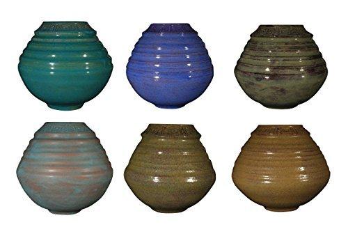 amaco-artists-choice-lead-free-glaze-set-1-pt-assorted-color-set-of-6-by-amaco