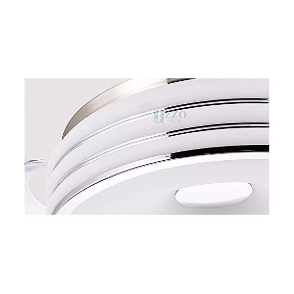 FGSGZ-Ventilador-De-Techo-Luz-Araa-Ventilador-Telescopicfan-Led-Luz-Iluminacin-Casa-36Pulgadas24Wwhite-Lightremote-Control90Cm-De-Dimetro