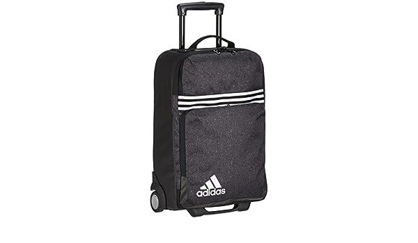 3110a81543 adidas Team Travel Trolley Sac de Voyage Mixte Adulte, Black/White, Taille  Unique: Amazon.fr: Sports et Loisirs