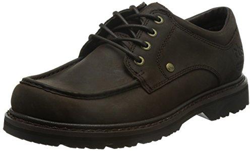 Tbssannio - Chaussures À Lacets Pour Homme Brown (marron (5855 Ebène))