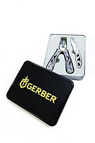 GERBER SUSPENSION AND PARAFRAME GIFT TIN