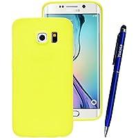 Yokata Samsung Galaxy S6 Edge Hülle Weiche Silikon Handyhülle Schutzhülle TPU Handy Tasche Schale Etui Weich Silicone... preisvergleich bei billige-tabletten.eu