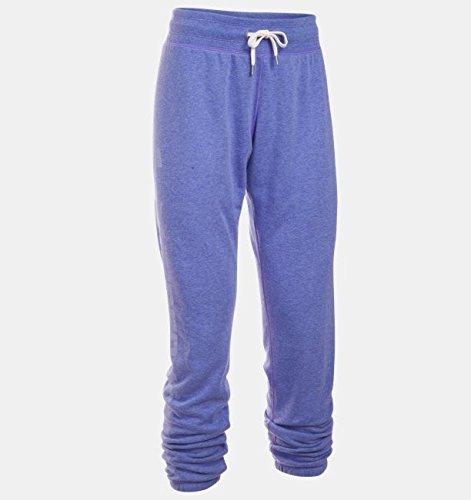 Under Armour Damen Fitness Hose und Shorts Favorite Fleece Pants Hosen & Shorts, violett, M -