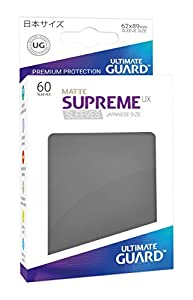 Ultimate Guard-Supreme UX Sleeves, tamaño japonés