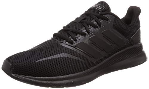 adidas Runfalcon Scarpe da Running Donna, Nero (Core Black/Core Black/Core Black F36216), 38 EU