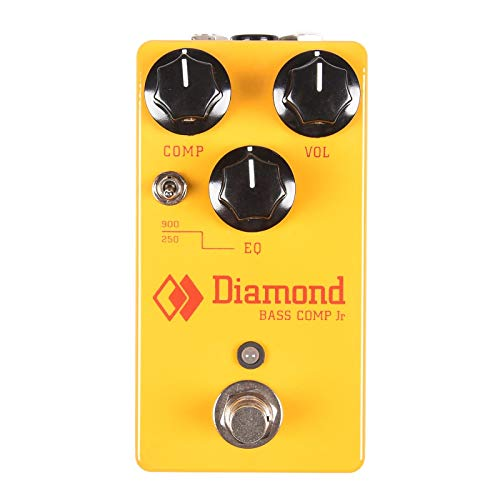 Diamond Guitar Pedal Bass Compressor JR. | High-End Kompressor für Bässe