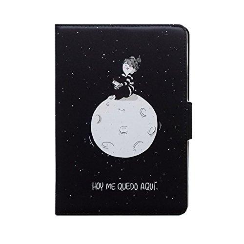 """LA VOLATIL VOEBK001 - Funda para eBook de 6"""", diseño Luna"""