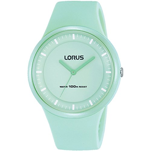 Lorus Womens Analogue Classic Quartz Watch with Silicone Strap RRX31FX9
