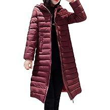 De Abrigos Mujer Rojo es Amazon Elegantes UqY6fPExw 4bb63a64f436