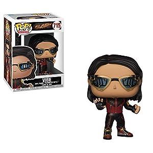 Funko Pop: DC: The Flash: Vibe, Multicolor, 32118