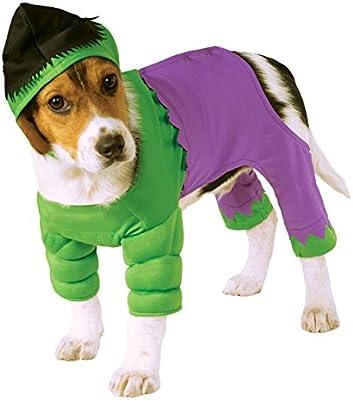 Disfraz de Hulk para perro - M