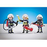 Playmobil Fire Brigade 6586 TRUPP B (Foil Packaging)