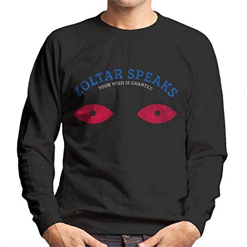 Big Zoltar Speaks Men's Sweatshirt