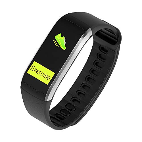 OPAKY KR02 GPS-Verfolger Wireless IP67 Smart Watch Schlaf Monitor Armband Band für Kinder, Damen, Männer