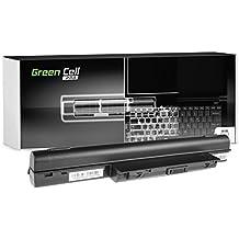 Green Cell® PRO Extended Serie Batería para Acer Aspire 5741G-5452G50MNKK Ordenador (Las Celdas Originales Samsung SDI, 9 Celdas, 7800mAh, Negro)