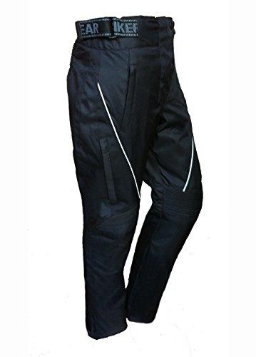 Thermo-Hose für Motorrad-Fahrer - Wasserdicht - Größe 40 - Bein: 32