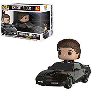 POP! Rides: Knight Rider: KITT & Michael Knight