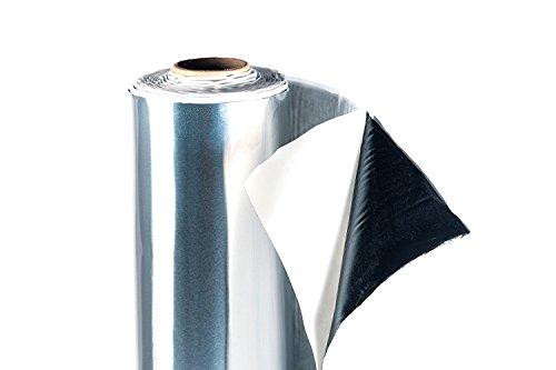 25 x 50 cm ALUBUTYL Dämmmatte Bitumen-Ersatz Auto Tür HIFI Anti Dröhn Matte 24€/m² zzgl. Versand