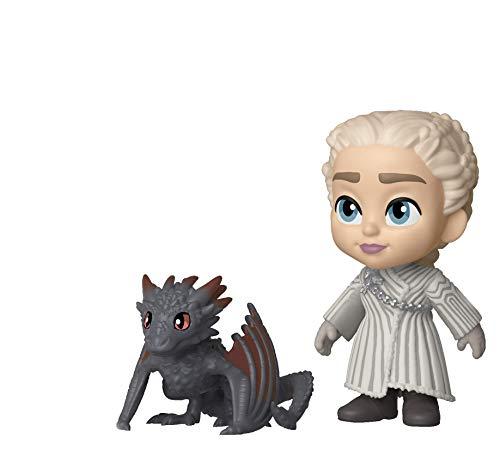 Targaryen 5 Stars Daenerys Dragon,