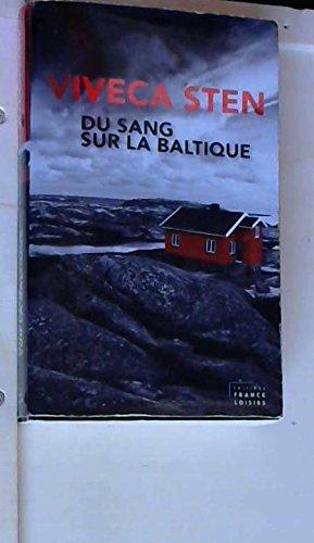 Du sang sur la Baltique : roman