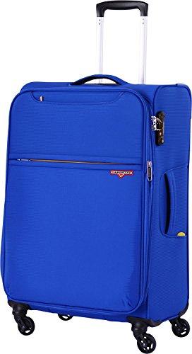 Hardware XLight Maleta a 4 ruedas M 69 cm blau