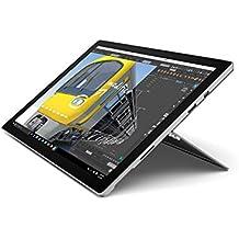 """Microsoft Surface Pro 4 Ecran tactile 12,3"""" (Intel Core M3 6ème génération, 4 Go de RAM, SSD 128 Go, Windows 10 Pro)"""