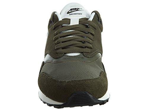 Nike Herren Air Odyssey Laufschuhe Marrón (cargo khaki/sail-sail-wolf grey)