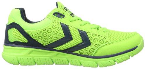 Hummel Hummel Cross Lite, Chaussures de Fitness Adulte Mixte Vert (green Gecko 6595)