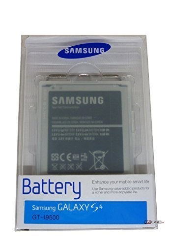 Vera Samsung batteria Li-Ion per Galaxy S4 (GT-I9500) (EB-B600BEBEGWW) - Blister