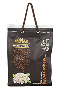 Hortorium Pure Indian Royal Cashew Nuts 500g (Pack of 3)