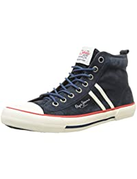 Pepe Jeans London Serthi, Baskets mode homme